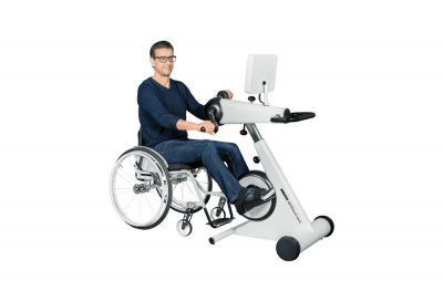 MOTOmed-muvi – Simultane Bewegungstherapie