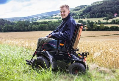 Elektro-Rollstuhl Optimus 2